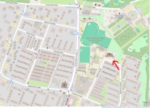 Karte Ausstellung in der Andreaskirche